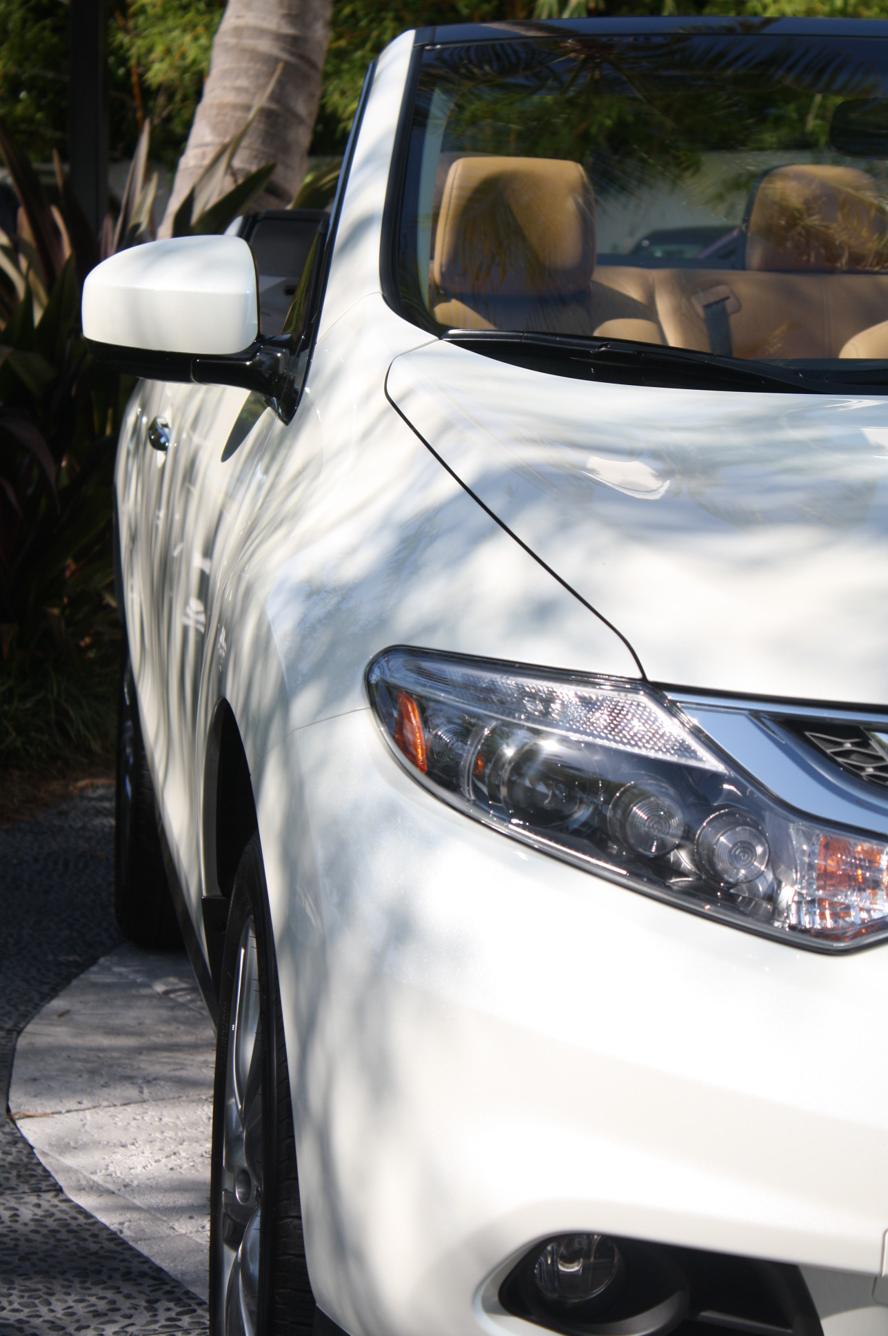 The delicious new Nissan Murano Cross Cabriolet