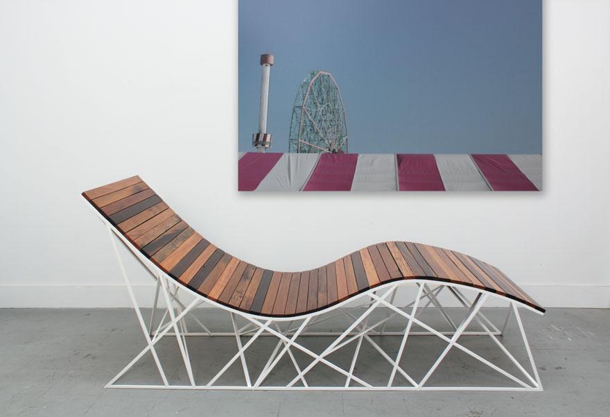 cyclone recliner