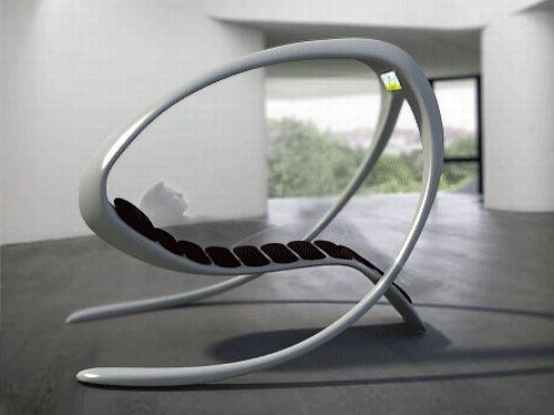 modern recliner