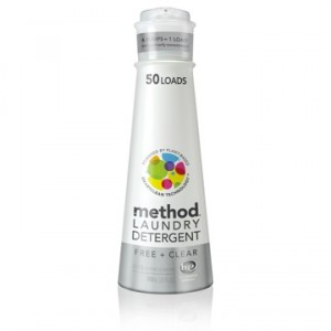 method 50 load detergent
