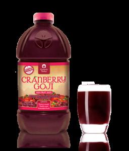 Cranberry goji