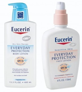 Eucerin everyday protection