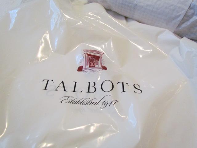 Talbot's bag