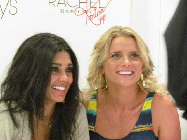 Rachel Roy & Karina Petroni