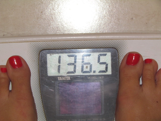 10 lbs. lost