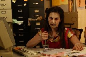 Zoey the zombie