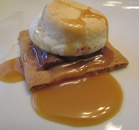 S'mores – Champagne Living style
