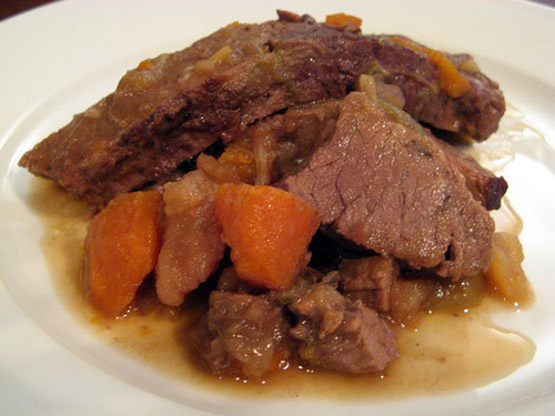 Beef brisket – a holiday tradition