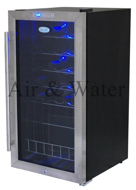 New Air 27 bottle wine cooler
