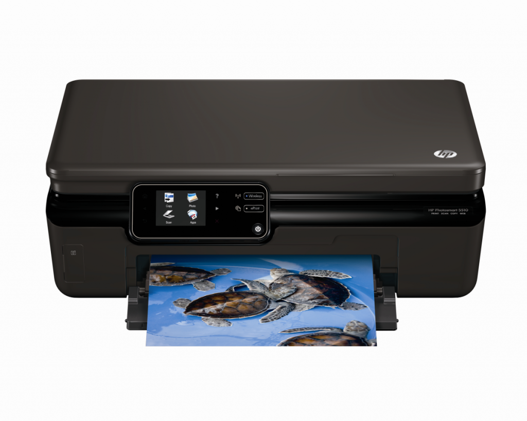 how to connect hp h711n printer wirelessly