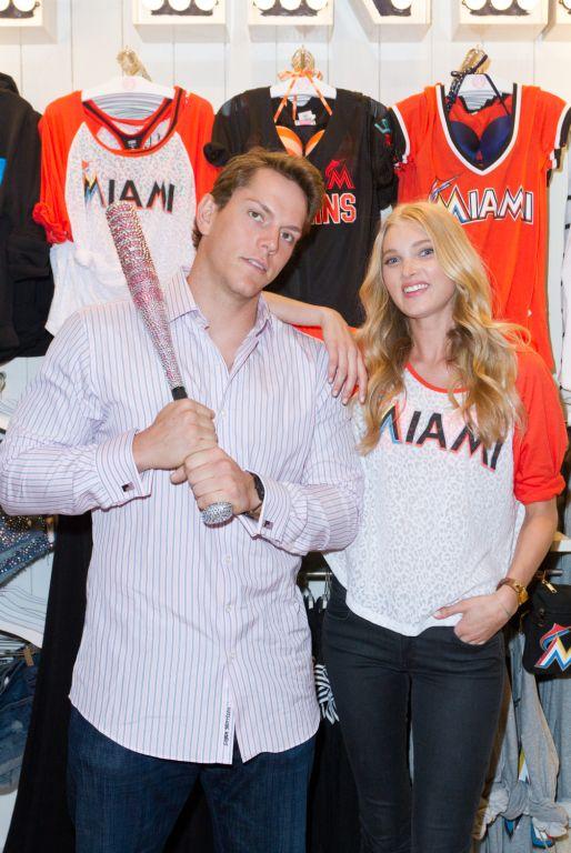 MLB meets Pink at Victoria's Secret