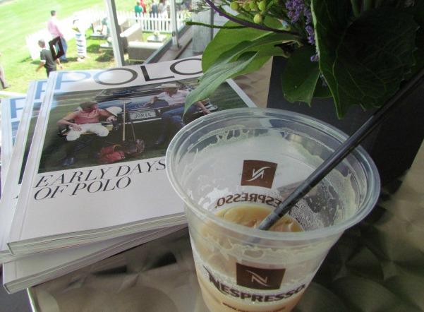 A coffee oasis by Nespresso
