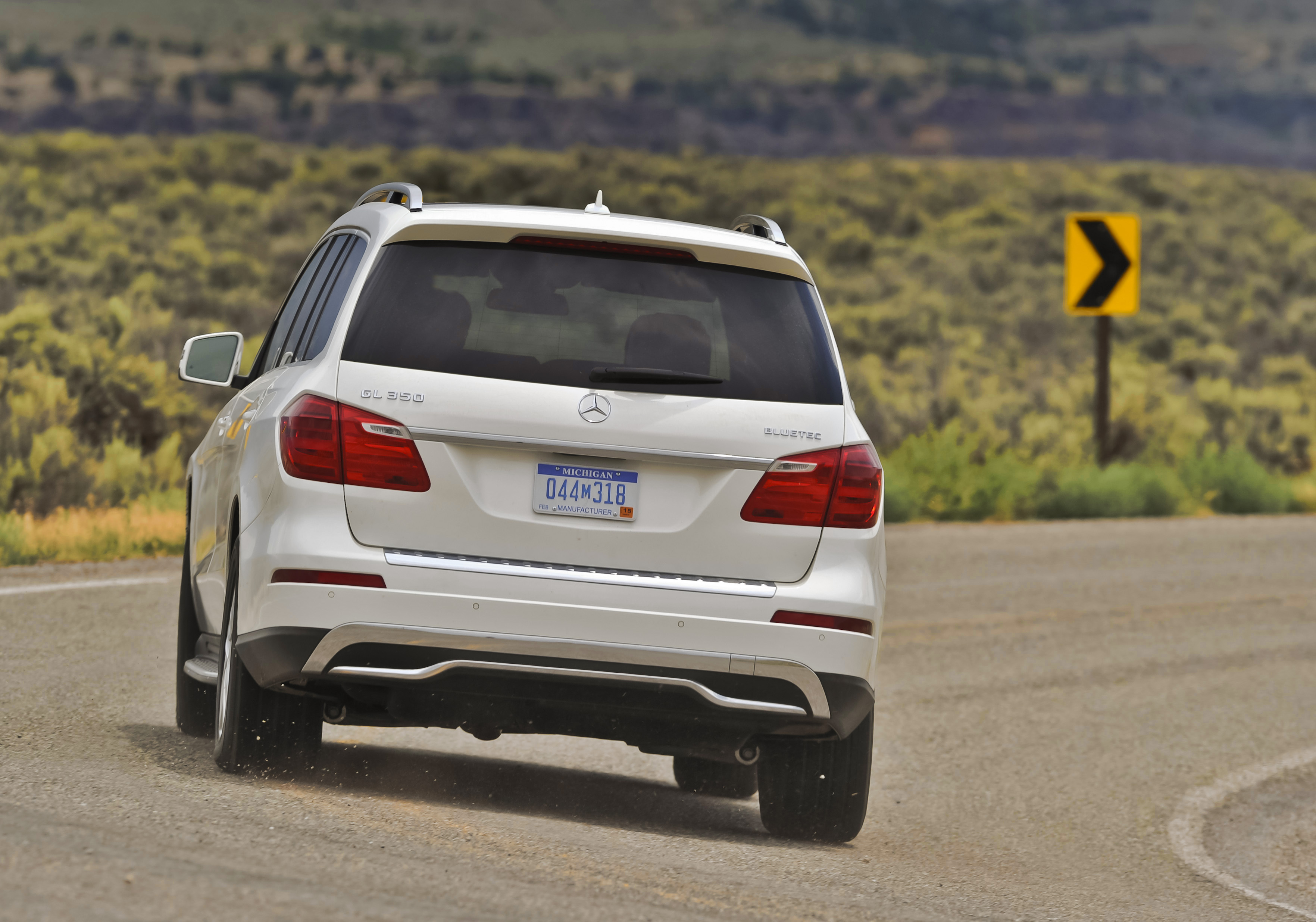 Driving in Champagne Living style with Mercedes GL-Class