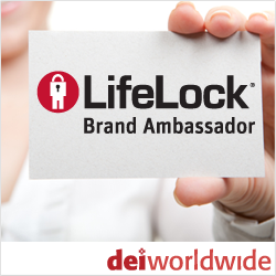 LifeLock Ambassador team