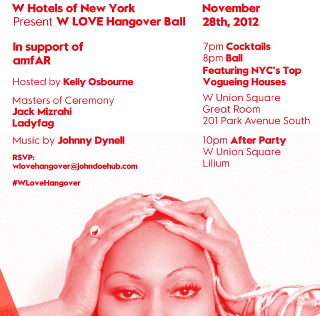 Party with a cause – the LOVE hangOVER Ball