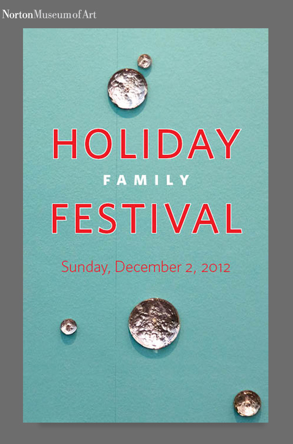Holidays at the Norton Museum of Art