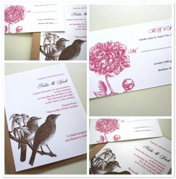 A Stress Free Guide To Choosing Wedding Invitations