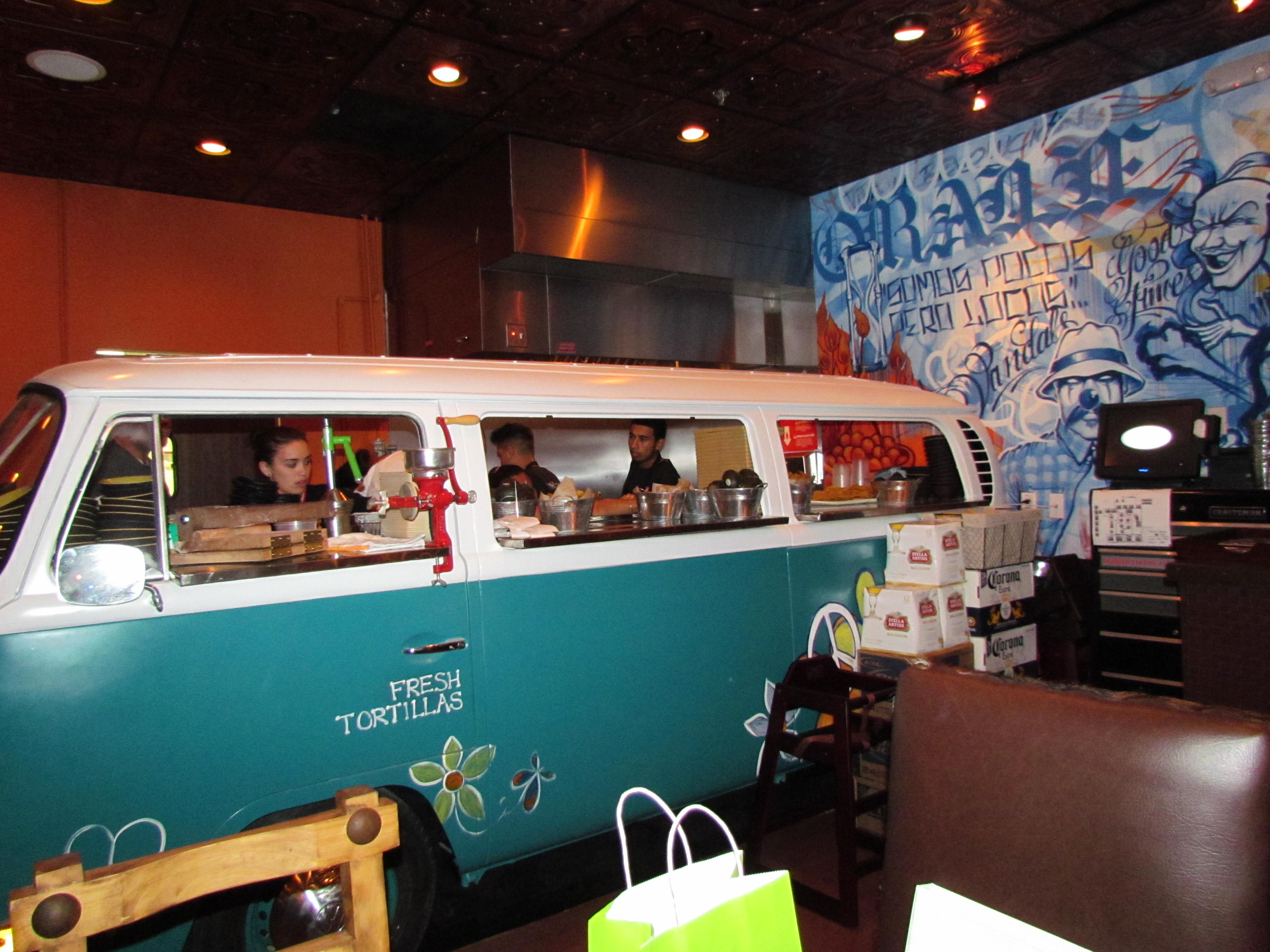 The Mexican – Boca's newest restaurant