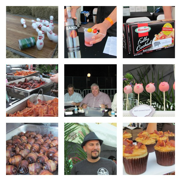 baconfest Collage