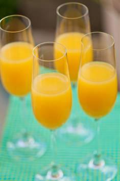 sparkling mimosa