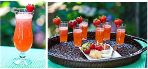 Refreshing Spring drinks