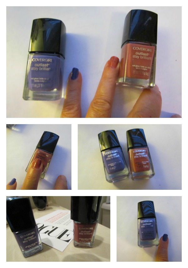 covergirl polish Collage