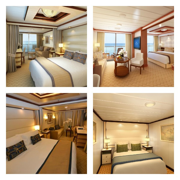 stateroom Collage
