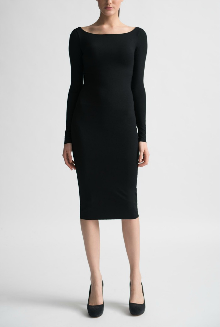 boat_neck_long_sleeve_pencil_dress_black_front_2 sized