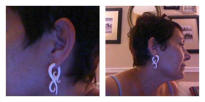 Earrings by: ANELAJADE