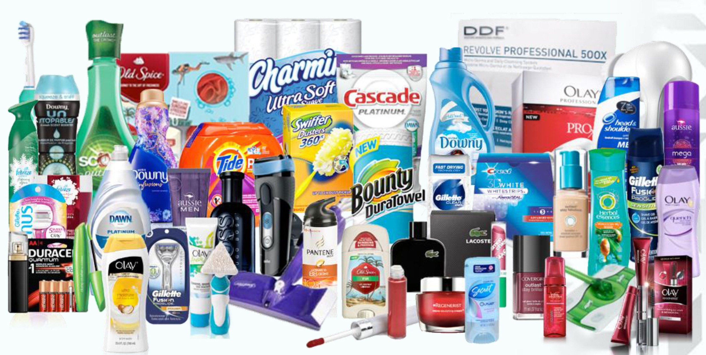 problems in fmcg