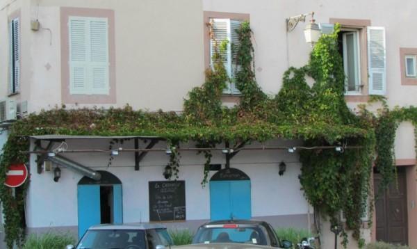Corsica restaurant