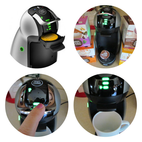 dolce gusto Collage