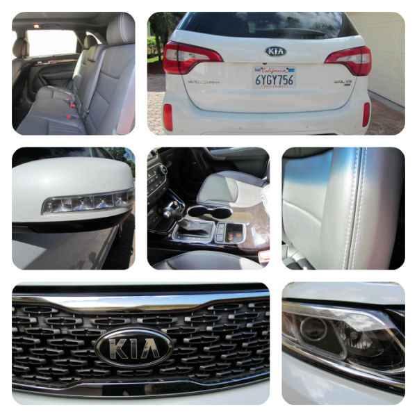 kia sorento Collage
