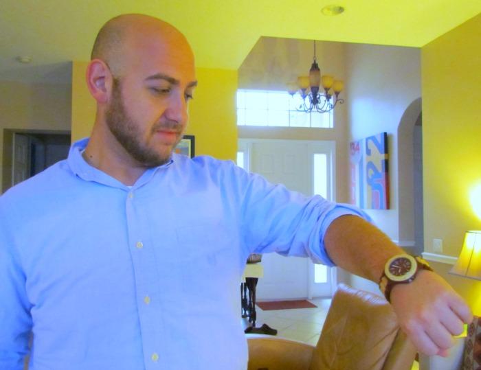 Ben's watch