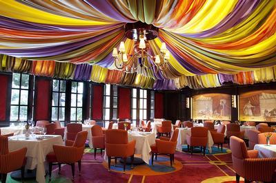 Le Cirque wine pairing dinner at The Bellagio