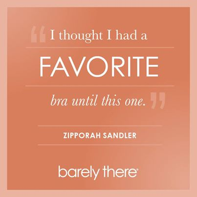 barely there quote