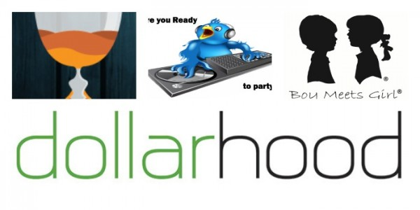 dollarhood party Collage