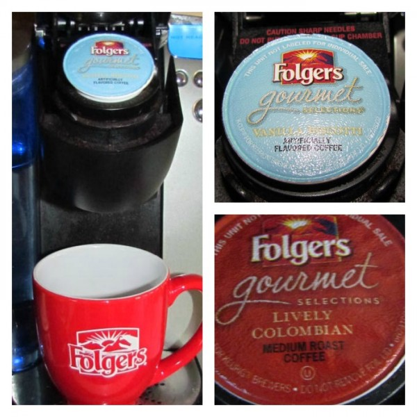 folgers Collage