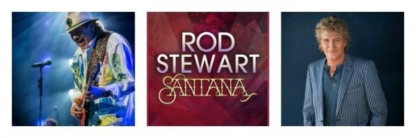 santana stewart Collage