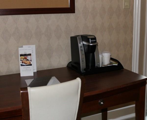 hotel keurig