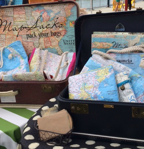map sacks providence flea