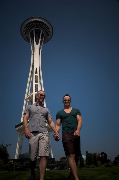 seattle gay marriage