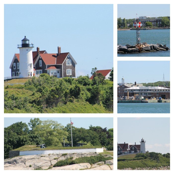 MV Ferry view Collage