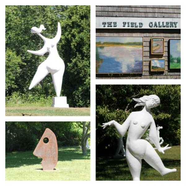 the field gallery Collage