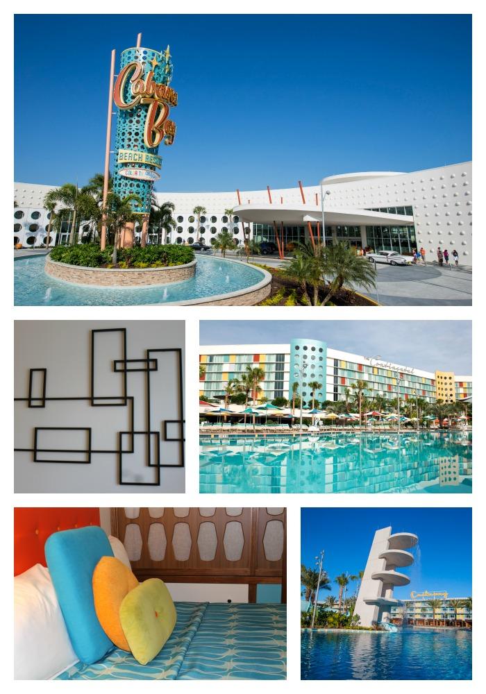 Cabana Bay Collage