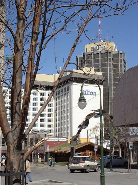 Hilton_hotel_downtown_Anchorage_Alaska_191