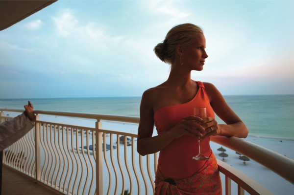 Marco Island Marriott - balcony