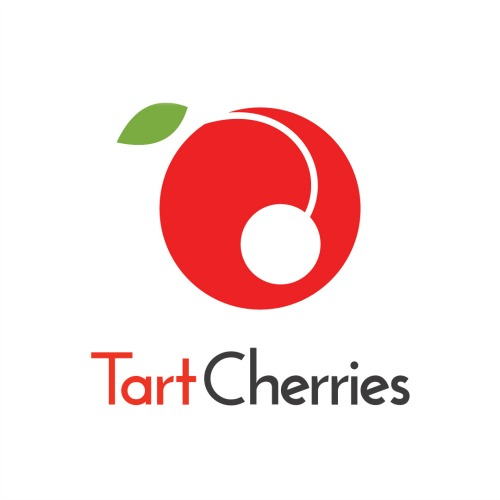 tart cherries logo
