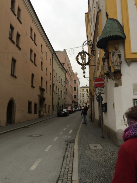 Passau streets