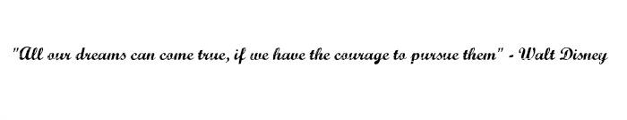 disney quote